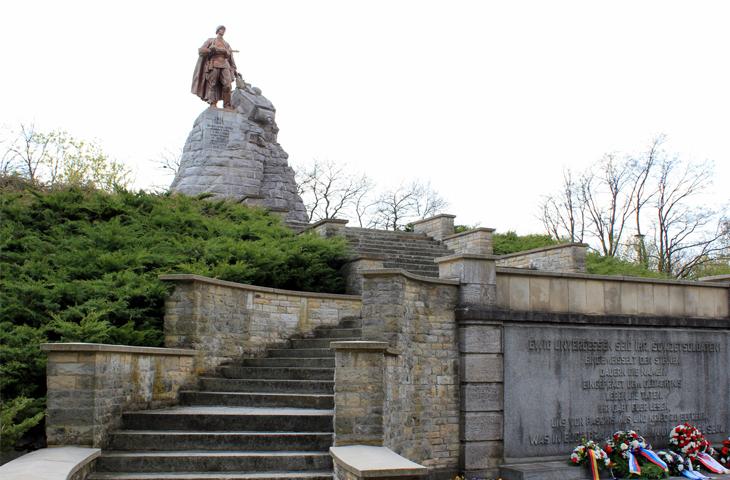 Германия, Зелов - Мемориальный комплекс - Зееловские высоты