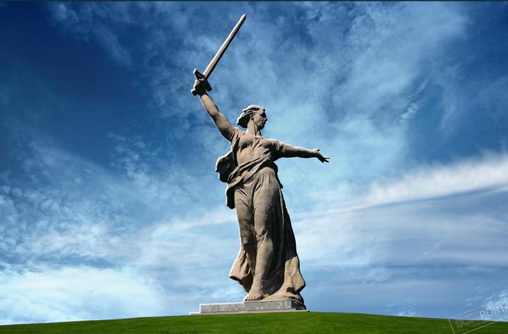 Город-герой Сталинград, Памятник-ансамбля «Героям Сталинградской битвы»