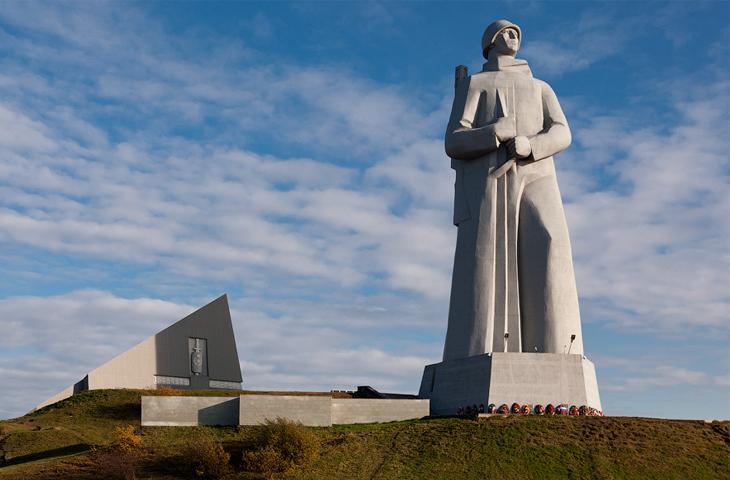 Город-герой Мурманск, Мемориал Защитникам Советского Заполярья в годы Великой Отечественной войны