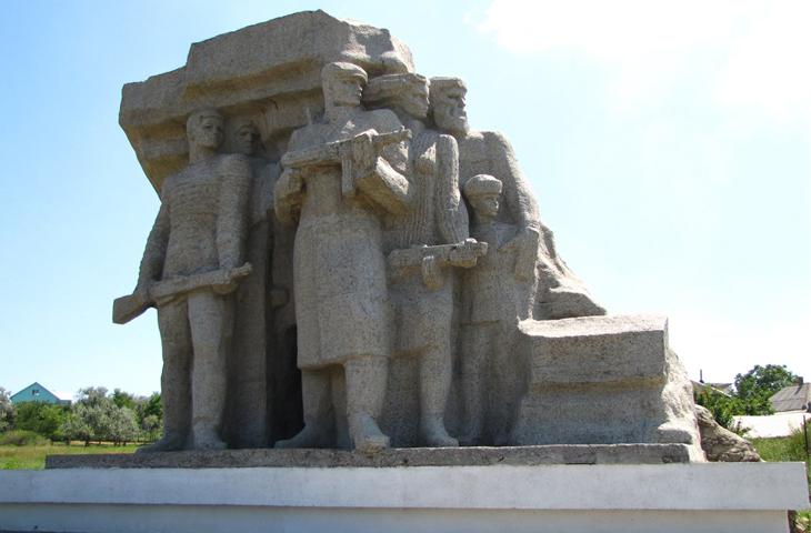 Город-герой Одесса, Памятник Народные мстители. Мемориальный комплекс Катакомбы